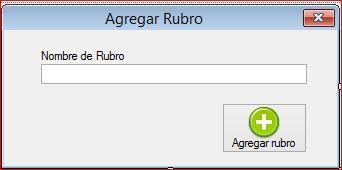 AgRubro